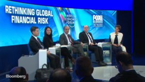 Davos Rethinking Financial Risk